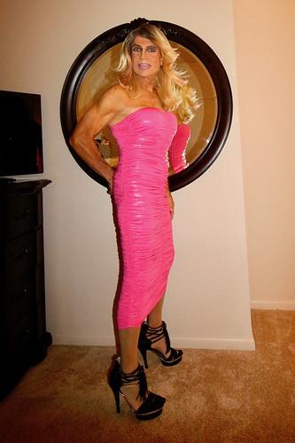 Cortney - Blonde in Pink