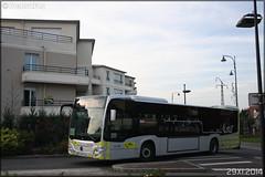Mercedes-Benz Citaro C2 – Stivo (Société de Transport Interurbaine du Val d'Oise) / STIF (Syndicat des Transports d'Île-de-France) n°903