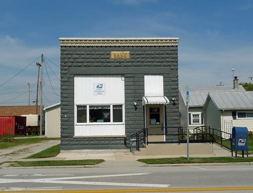 U.S. Post Office (former bank)