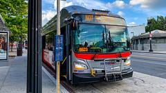 WMATA Metrobus 2019 New Flyer Xcelsior XN40 #3207