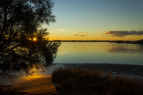An evening in Australind