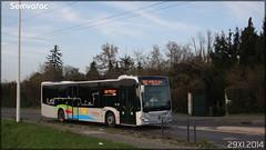 Mercedes-Benz Citaro C2 – Cars Lacroix / STIF (Syndicat des Transports d'Île-de-France) / Le Parisis n°963 - Photo of Puiseux-Pontoise