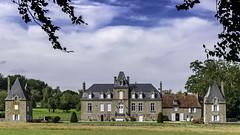Château des Tourailles - Photo of Saint-Hilaire-de-Briouze