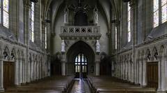 Nef de la Basilique Notre-Dame-de-la-Recouvrance 3 - Photo of Saint-Hilaire-de-Briouze