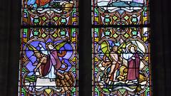 Vitraux de la Basilique Notre-Dame-de-la-Recouvrance - Photo of Saint-Hilaire-de-Briouze
