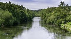 L'Orne à Pont d'Ouilly 4