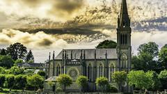 Basilique Notre-Dame-de-la-Recouvrance - Photo of Saint-Hilaire-de-Briouze