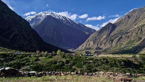 The mystic Himalayas !!