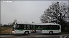 Heuliez Bus GX 317 – Semitan (Société d'Économie MIxte des Transports en commun de l'Agglomération Nantaise) / TAN (Transports en commun de l'Agglomération Nantaise) n°116