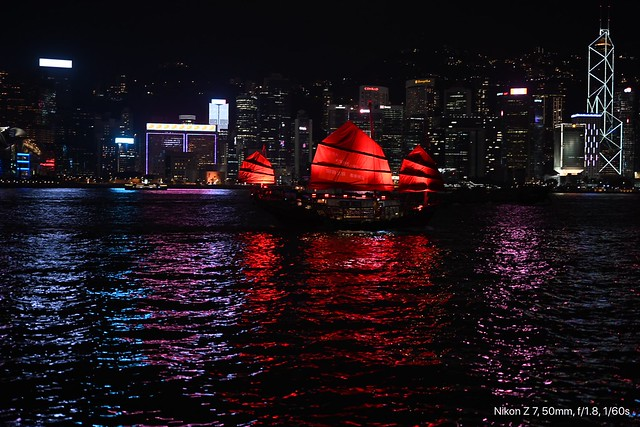 Hongkong Lightshow