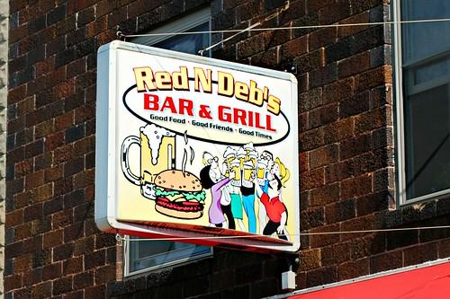 Red N Deb's - Platteville, Wisconsin