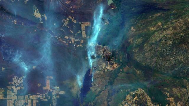 Brasil: Decretan estado de emergencia en Mato Grosso do Sul por incendios en Pantanal