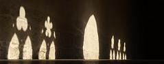Cloître de St-Ursanne ombre et lumière