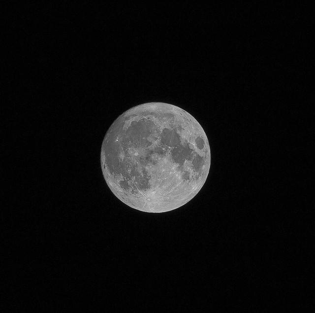 Mid-Autumn Full MooN!