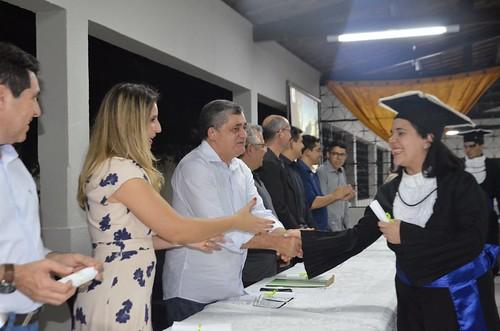 Colação de grau dos alunos do IFCE de Jaguaruana