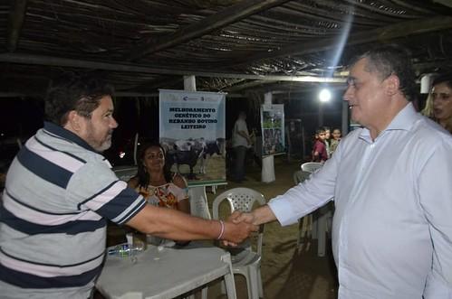 Abertura da XIII feira agropecuária JaguarBerro 2019