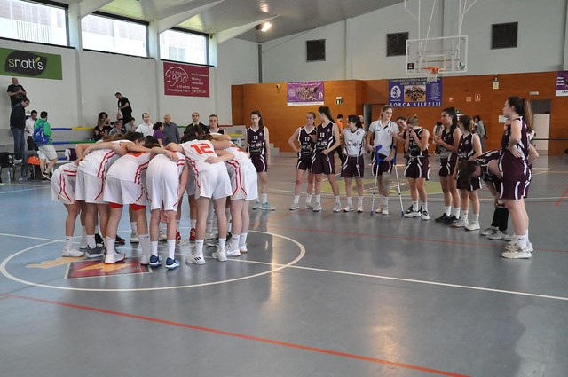 Junior A vs Segle XXI (Abril 2018)