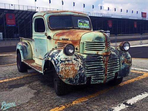 1946 Dodge Patina