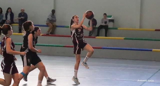 Cadete B vs Femení Maresme (Abril 2018)