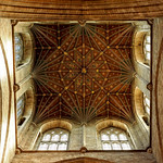 01 Peterborough cathedral ceiling anthony hollick by Anthony Hollick