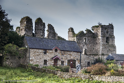 33/52 Manorhamilton Castle, County Leitrim, Ireland.
