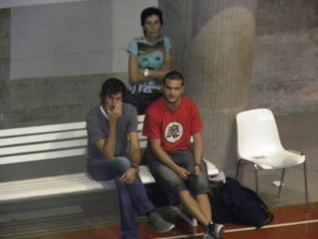 Partits Cadet _A_ 2010-2011