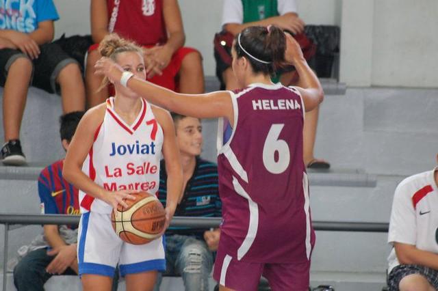Cadet A vs Joviat (2011-12)