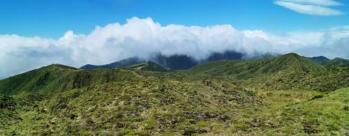 Sendero de Monte Escuro a Pico da Vela Isla San Miguel Azores Portugal 07
