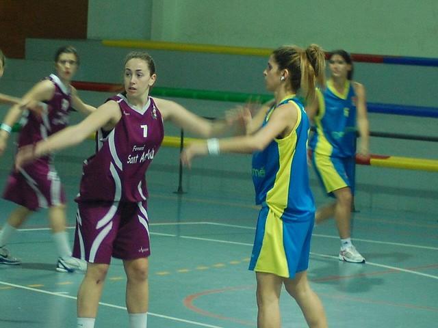 Senior vs Igualada (Marzo 2012)