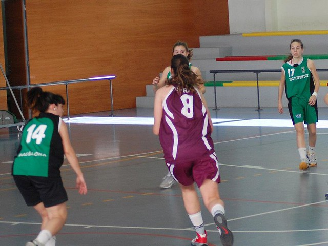 Junior vs BBC (Marzo 2012)