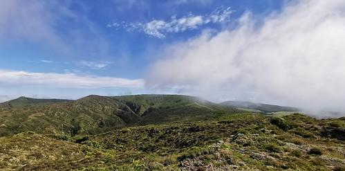 Sendero de Monte Escuro a Pico da Vela Isla San Miguel Azores Portugal 05