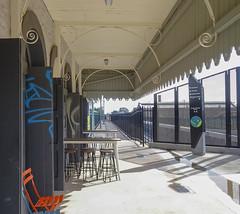 Bowden Station - Platform Cafe