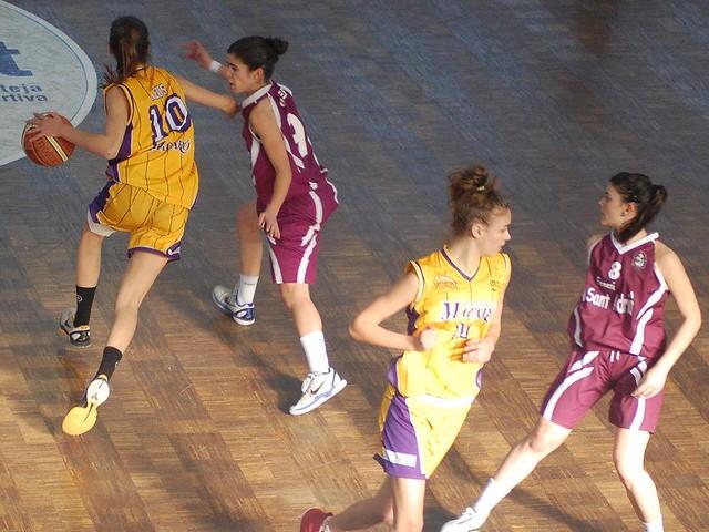 Mataró vs Senior (Marzo 2012)