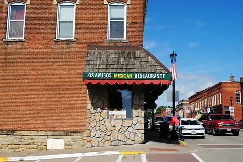 Los Amigos Restaurant - Platteville, Wisconsin