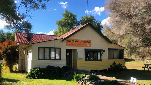 The Pickled Goose Cafe, Moonan Flat, Upper Hunter Valley, NSW