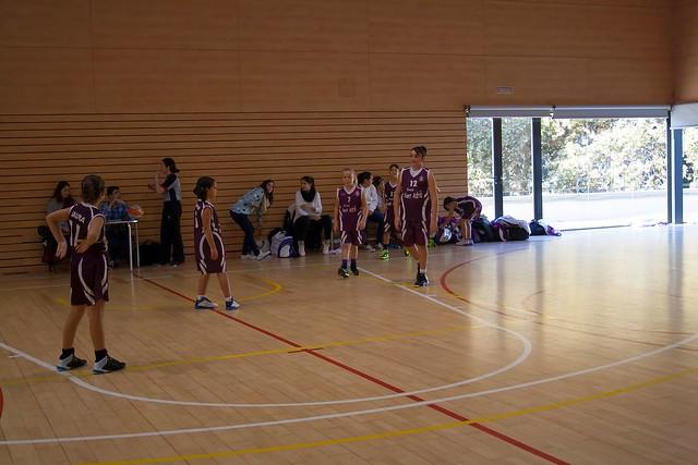 Premini A vs Sabadell (Noviembre 2014)