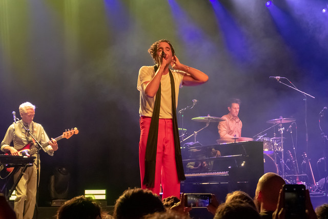 Mika : Tiny Love Tiny Tour - Brooklyn Steel, Brooklyn (2019)