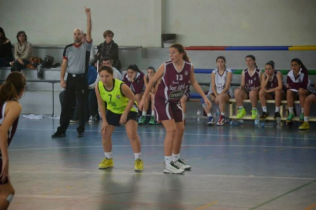 Junior B vs CBT (Marzo 2014)
