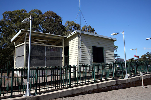 Martins Creek railway station