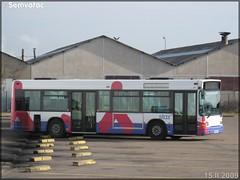 Heuliez Bus GX 117 L – Veolia Transport Roanne / STAR (Service de Transports de l'Agglomération Roannaise) n°25