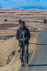 South Africa and Lesotho 2011
