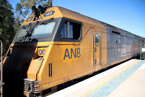 AN8 on 6BM4