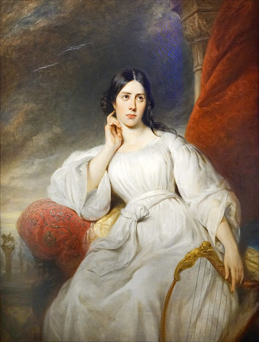Maria Malibran d'Henri Decaisne (Petit Palais, Paris)