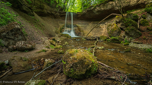 Waterfall Wald (ZH) 2.)1905-5395
