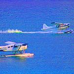 02 Seaplanes Vancouver Martin Mellor by Martin Mellor