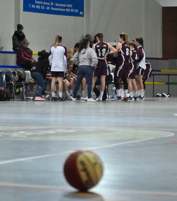 Junior A vs Cerdanyola (Noviembre 2016)