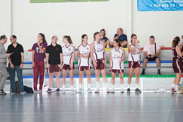 Junior A vs Lleida (Septiembre 2017)