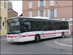 Irisbus Citélis 12 – Keolis Lyon / TCL (Transports en Commun Lyonnais) n°1653
