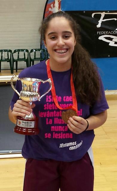 Campeonato de España Cadete (Zaragoza - Mayo 2016)