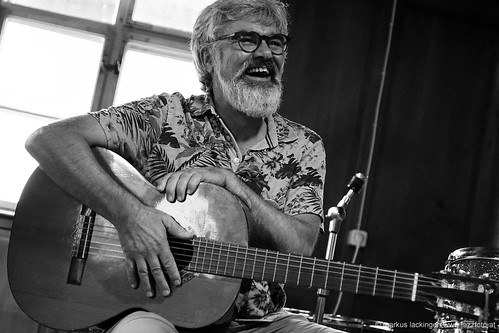 Alfons: Gitarre Gesang / Bezau Beatz Cafe 2019